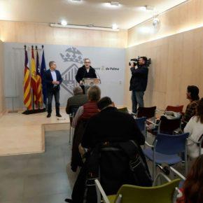 Cs anuncia que no va a asistir a los Premios Ciudad de Palma y exige un bilingüismo inclusivo en la administración para atender a todos los ciudadanos