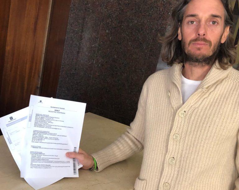Cs Andratx solicita los informes que avalan la licencia de obras para el complejo hotelero en Camp de Mar