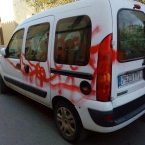 Cs denuncia dos actos vandálicos consecutivos contra militantes de la agrupación de la Alaró