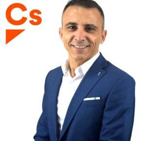Ciudadanos (Cs) nombra a Daniel Becerra Torres candidato al Ayuntamiento de San José