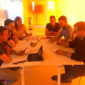 Ciudadanos (Cs) Ibiza y PP inician formalmente las negociaciones para formar gobierno en el Consell d'Eivissa