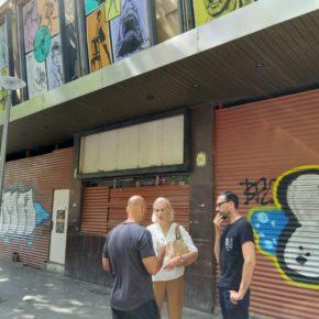 Cs insta al Ayuntamiento de Palma a la adquisición de los antiguos multicines 'Metropolitan' para construir un PAC en Pere Garau