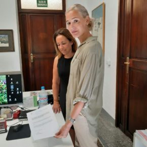 Cs Palma exige la comparecencia en Pleno de la regidora Truyol tras conocerse la subasta de los terrenos de Son Busquets por parte del Gobierno central