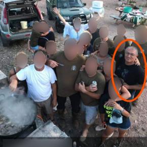 Cs Andratx subraya la irresponsabilidad de encender fuego de cualquier tipo durante el verano en la Serra