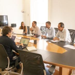 Cs Baleares se reúne con miembros del equipo científico de IMEDEA