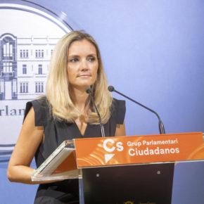 Ciudadanos solicita la comparecencia del delegado del Gobierno para aclarar los datos sobre criminalidad en las Illes Balears