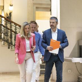 El Grupo Parlamentario Ciudadanos propone una declaración institucional de apoyo al turismo