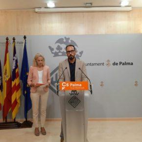 """Cs Palma pide al Ayuntamiento que las políticas de inmigración no queden """"en un segundo plano"""""""