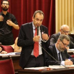 Ciudadanos insta al director de IB3 a garantizar unas condiciones dignas para los profesionales del Ente Público
