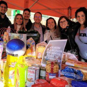 Jóvenes Ciudadanos (Jcs) Baleares organiza su tradicional recogida de material escolar a favor de Cruz Roja Juventud