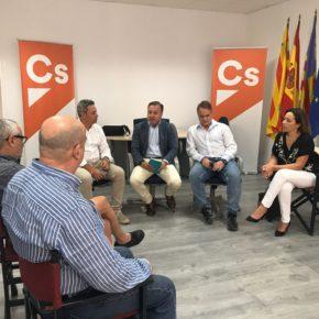 Mesquida se reúne con representantes de la Administración General del Estado y funcionarios de prisiones