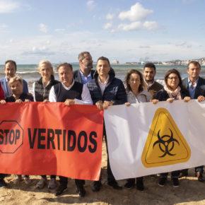 """Mesquida: """"Si Cs consigue responsabilidad de Gobierno nos comprometemos a destinar recursos urgentes y suficientes para evitar los vertidos en las playas"""""""
