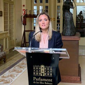 """Guasp: """"No se puede instrumentalizar el Parlament para ofrecer estos espectáculos partidistas"""""""