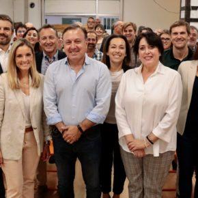 """Mesquida: """"Ciudadanos es el único partido que puede garantizar que los españoles seamos iguales en todos los territorios"""""""