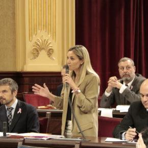 "Guasp: ""El Govern de Armengol se ha retratado al no condenar la quema de la bandera española en el Festival MUR"""