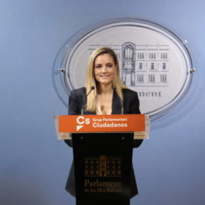 """Patricia Guasp: """"El Govern no ha realizado ningún avance en la mejora de la situación energética en Menorca"""""""