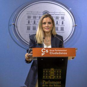 Cs Baleares preguntará al Govern sobre las actuaciones previstas ante el anuncio de Trump de aumentar los aranceles