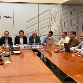 Javier Torres apuesta por consolidar el mercado americano con nuevas rutas entre Ibiza y Nueva York, Miami y Toronto