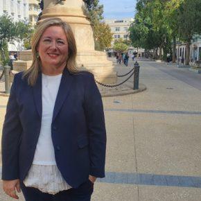"""Rosalía Moreno: """"Ciudadanos pone a todos los tipos de familias en el centro del debate"""""""