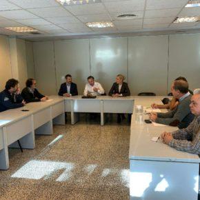 Mesquida se reúne con asociaciones de pequeños comerciantes para hablar de las necesidades del sector