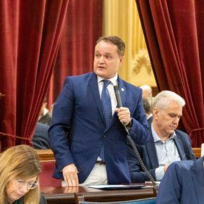 """Cs Baleares presenta una batería de enmiendas a los presupuestos para """"adaptarlos a las necesidades reales de los ciudadanos de las Pitiüses"""""""