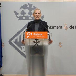 "Cs Palma reclama a Emaya que ""asuma responsabilidades"" por mezclar residuos y no avisar de que no habría recogida selectiva"