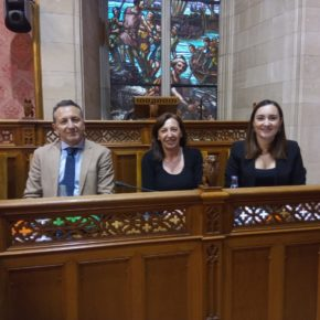 El Consell aprueba dos mociones de Ciudadanos (Cs), sobre la planta de lodos de Calvià y para dotar de más transparencia a la institución