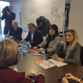 """Mesquida anuncia una """"revolución"""" en materia de beneficios fiscales para las empresas si Cs gobierna tras las elecciones"""