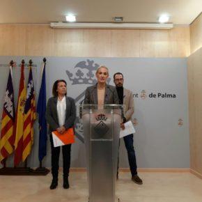 Cs Palma presenta 12 enmiendas parciales a los Presupuestos del Ayuntamiento para 2020
