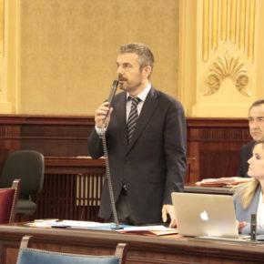 """Pérez-Ribas: """"El Govern tira la toalla y da por supuesto que no habrá inversiones estatales para infraestructuras"""""""