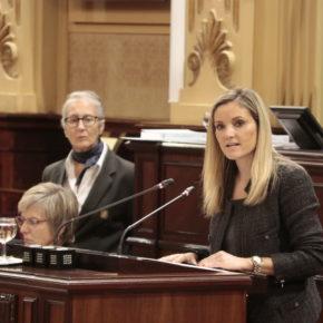 "Guasp: ""La presidenta Armengol ha demostrado hoy falta de altura política e institucional"""