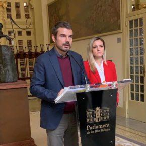 Ciudadanos reclama que la Ley de Educación de Baleares contemple la libre elección de lengua