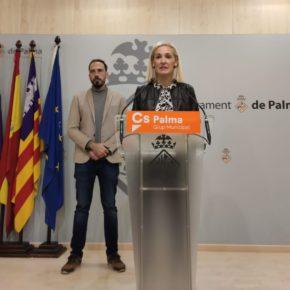 Cs Palma condena el 'Caso Pastorgate' de las grabaciones ilegales a periodistas