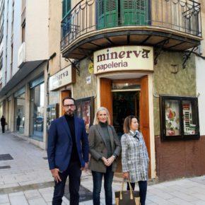 Cs Palma reclama aparcamientos en el centro y alternativas para los comerciantes de calle Velázquez