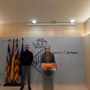 Cs Palma requiere al Ayuntamiento información sobre los trabajadores municipales afectados por el COVID-19