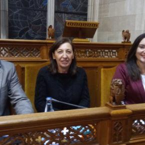 El Pleno del Consell aprueba por unanimidad las dos mociones presentadas por Cs
