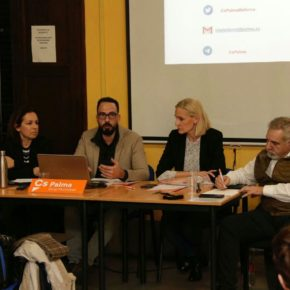 Cs plantea 21 preguntas a la Comisión de Desconfinamiento del Ayuntamiento de Palma
