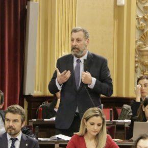 Cs preguntará a la consellera de Agricultura y Pesca si plantea una defensa motivada de la actividad pesquera en el canal de Menorca