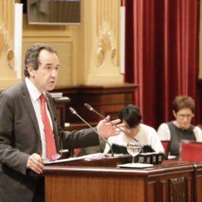 Cs Baleares pide la reprobación de Armengol por negarse a crear una comisión de investigación
