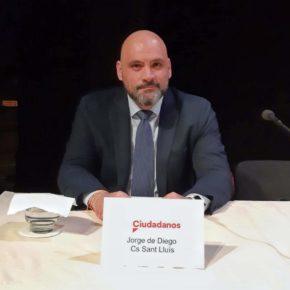 """Cs Sant Lluís denuncia que el Ayuntamiento tiene instalaciones deportivas municipales """"bajo arresto administrativo"""""""