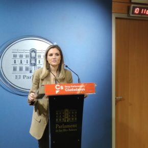 Cs Baleares pide la dimisión de la directora Fundación S'Estel  y considera que el decreto que establece cómo regular los centros para menores judicializados llega tarde