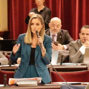"""Guasp: """"El Govern se debe a los intereses de los ciudadanos de Baleares y no estar bajo la sumisión del Señor Sánchez"""""""