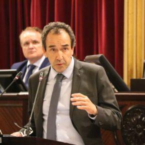 """Gómez: """"El Govern debe proporcionar alojamiento a los profesionales sanitarios que hayan estado en contacto con pacientes infectados por COVID-19"""""""