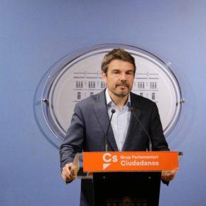 """Pérez-Ribas: """"El decreto con medidas extraordinarias de vivienda no hace más que constatar el fracaso de las políticas de vivienda del Govern de Armengol"""""""