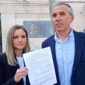 Cs Andratx denuncia a la alcaldesa Katia Rouarch por prevaricación administrativa