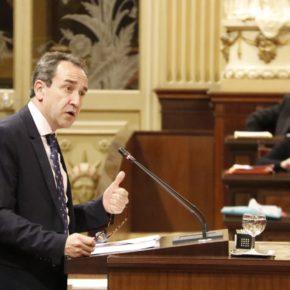 Cs Baleares exige explicaciones al director general de IB3 por la trama conocida como 'la rueda de las televisiones'