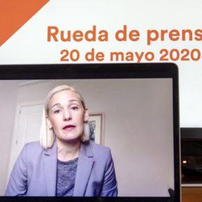 """Cs presenta una batería de propuestas para """"revitalizar"""" la Playa de Palma"""