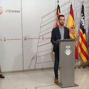 Javier Torres presenta las medidas del Consell d'Eivissa para agilizar y simplificar los procedimientos administrativos