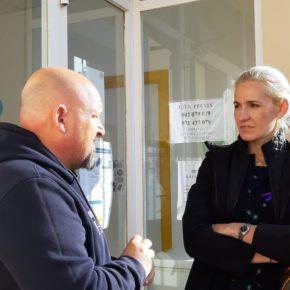 Cs Palma reclama al Ayuntamiento un local para la tercera edad en el barrio de Es Pil.larí