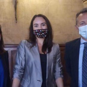 """Beatriz Camiña: """"Lamentamos que el Consell apoye el decreto ley del Govern que atropella sus competencias y atenta contra la economía de Mallorca"""""""